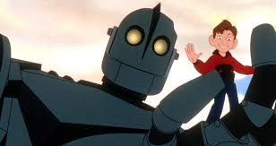 What the Iron Giant Can Still Teach Us About Friendship and Vulnerability –  The Dot and Line